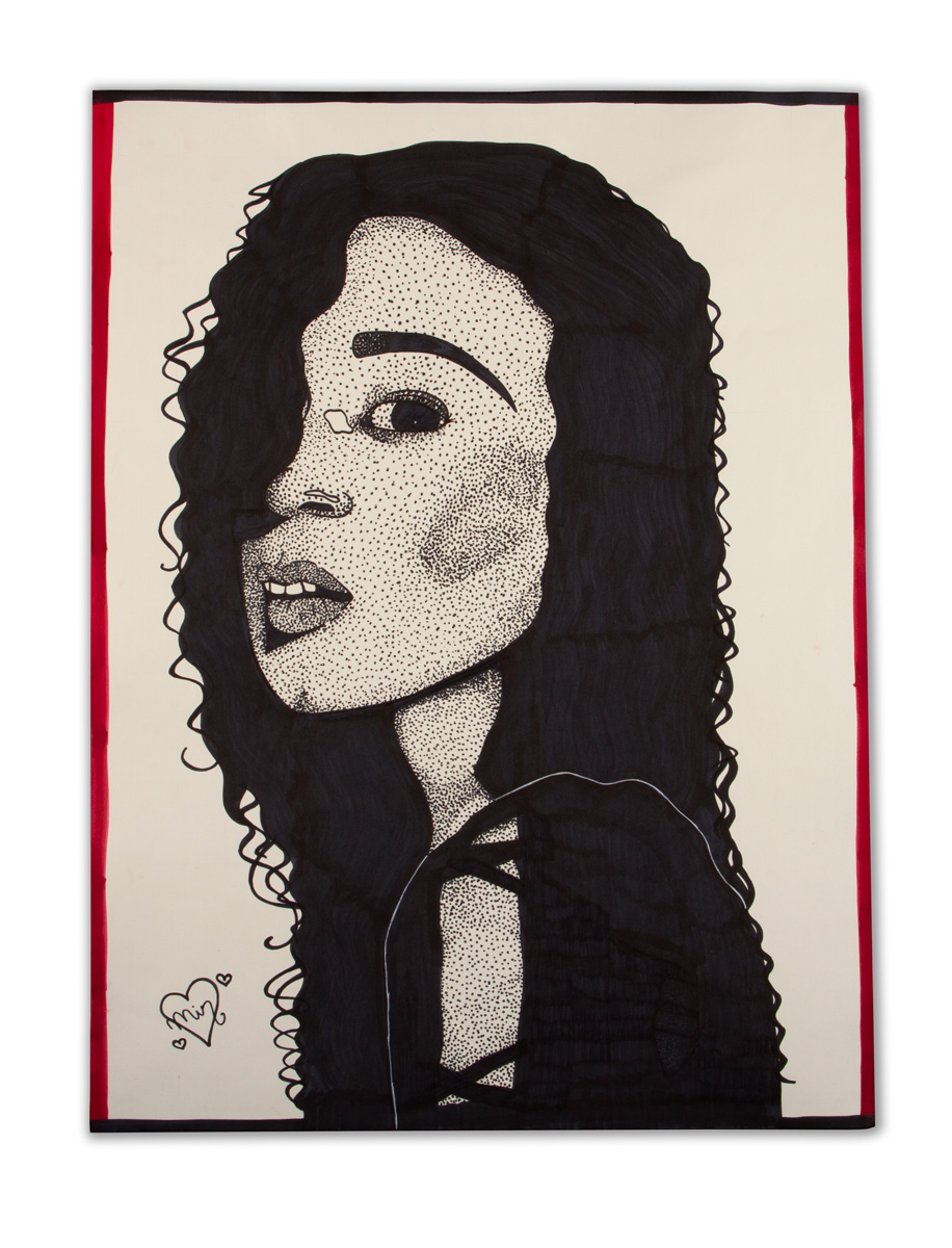 Normani 2019 Traditional, Sharpie